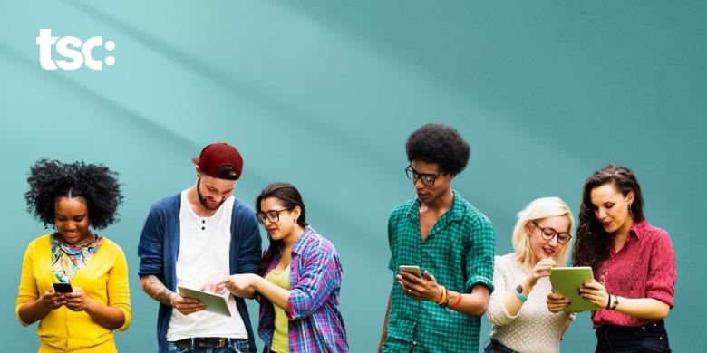 Social Media Millenials